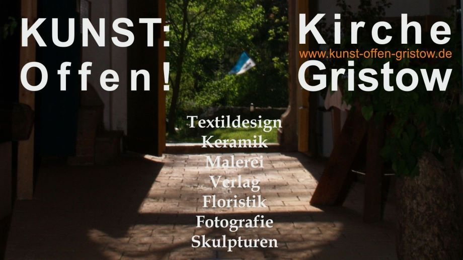 KUNST:Offen 2014 in Gristow
